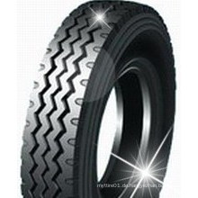 Annale LKW-Reifen 12.00r24 mit DOT-Zertifizierungsmuster 303