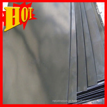 Placa de Titânio para Trocador de Calor e Industrial