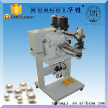 HUAGUI two color pearl setting machine