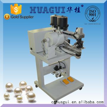 HUAGUI two color pearl setting machine