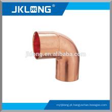 J9005 Conexão de cobre / cotovelo de 90 graus para o tubo de cobre