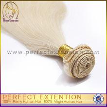 Дешевые Продажа расширение 100% роскошь блондинка remy человеческих волос