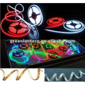 rgb led side emitting led strip