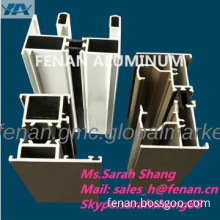 China Aluminium Profile Manufacturer Aluminum Extruded Profile Alumini
