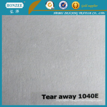 Embroidery Backing Interlining for Garment