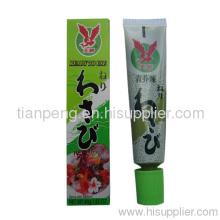 Wasabi japonesa picante baixo preço