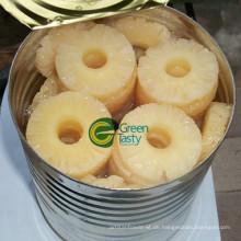 Dosen Ananasscheiben / Stücke in leichtem Sirup