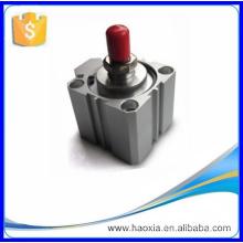 Normalmente el tipo de rosca exterior del cilindro de aire SDA de una sola acción