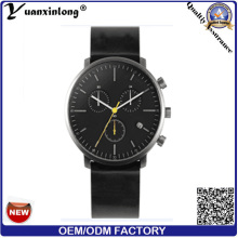 Yxl-022 billige Förderung Quarz Uhr Artikelpreis mit eigenem Label Watch OEM Custom Watch