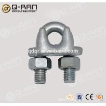 Carbone Drop en acier forgé poignée/fil corde serre-fils