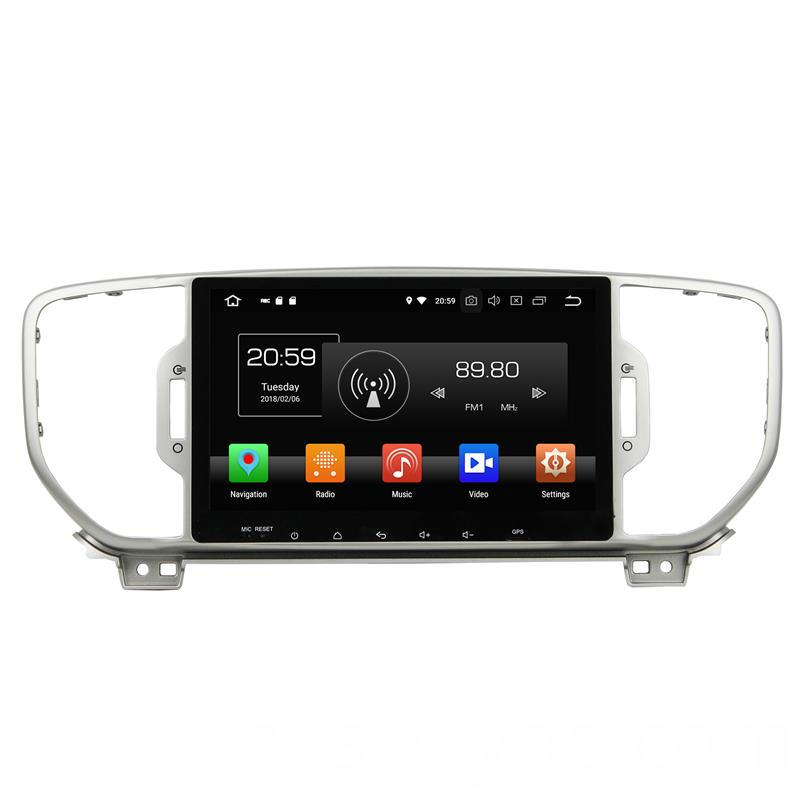 Double Din Sportage 2016