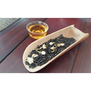 Export Jasmine Black Tea with Package