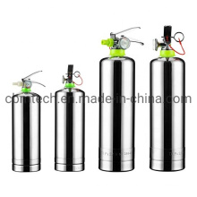 Manufacture Portable 3kg Stainless Steel Fire Extinguishers