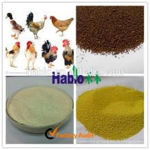 Venda quente 15 anos de venda direta da Fábrica de Habio Principal enzima especializada marca para aves de capoeira (aditivo alimentar)