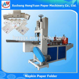 Automatic Paper Napkin Machine , Napkin Folding Machine