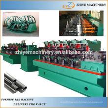 Línea de producción automática de tubos de acero