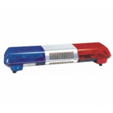 Police Car Roof Xenon Flashing Lightbar Supplier