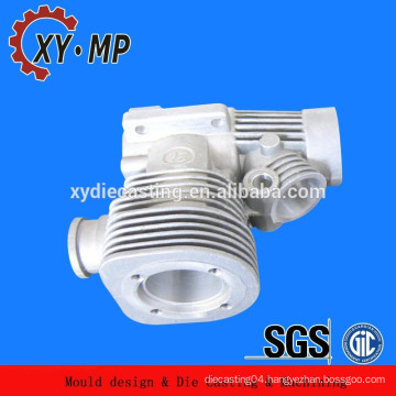 Most popular high precision motocycle parts diecasting aluminium motor parts