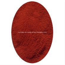 Óxido de hierro rojo 130 para ladrillos de hormigón