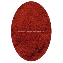Oxyde de fer rouge 130 pour briques en béton