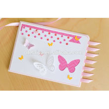 Fashional DIY Handmade Greeting Card Wholesale
