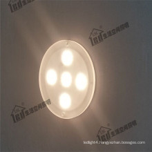 super thin high transmittance led home motor wall light