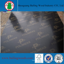 18mm Concrete Formwork Film Faced Plywood for Sale