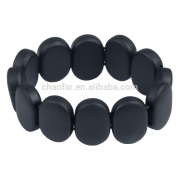 100% Quality real black bianshi Jade Black Natural Bian Stone Bracelet Carve Balck Jade banichi For Men and Women jade jewelry