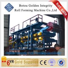 Machines de fabrication Botou Eps sandwich wall panel production line / machine