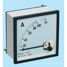 Moving Iron Instruments AC Amperemeter (SF-48, SF-72)