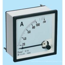 Amperímetros de corriente alterna (SF-48, SF-72)