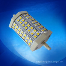 Factory 10w r7s led corn smd 5050 aluminum high lumen r7s led lights
