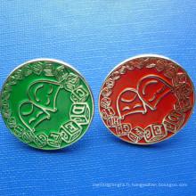 Pin's en métal, badge en émail doux (GZHY-LP-017)