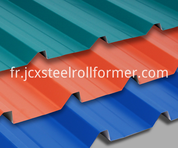 Ibr Roof Sheet