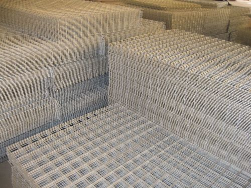 galvanised wire mesh