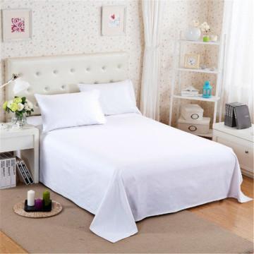 Drap de lit en coton textile de luxe