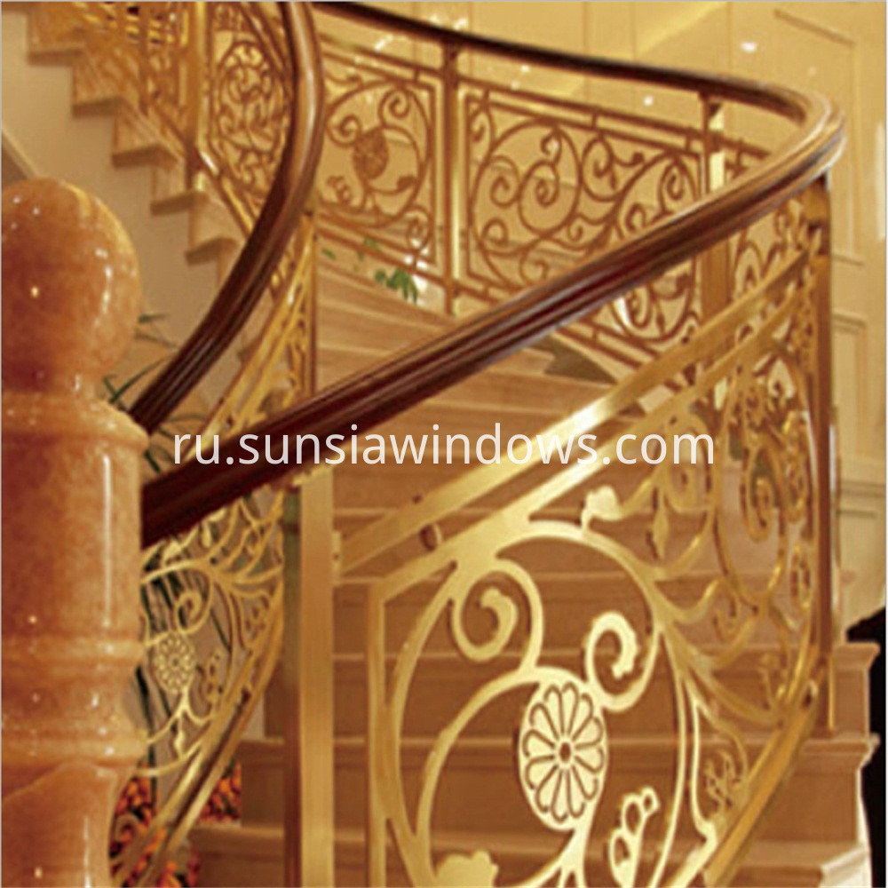 Internal Stair Balustrade