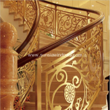 Aluminum Internal Stair Balustrades