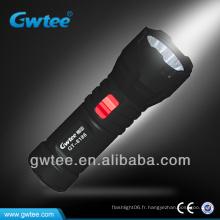Lampe torche rechargeable led verte 220v