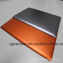 Feuille d'aluminium pour pièces extérieures de l'ordinateur