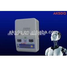 2016 Nuevo Tipo SVC AVR 220V 5000w Casa Universal AC Power Automatic Estabilizador de Voltaje