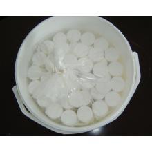 90% chlorine Trichloroisocyanuric Acid (TCCA) tablet