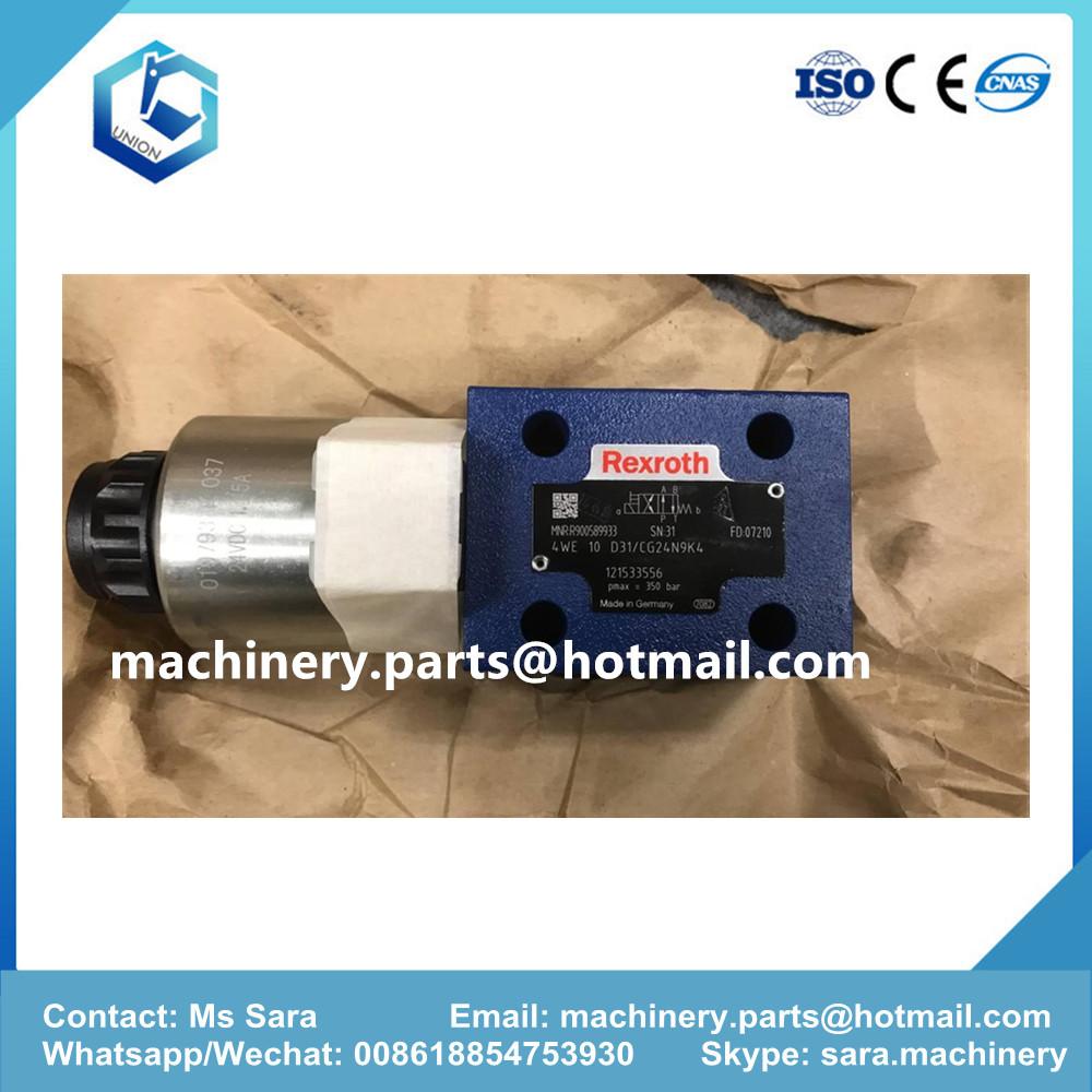 rexroth hydraulic valve