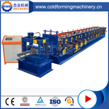 Πρότυπο CE Roof CZ Purlin Roll Forming Machine