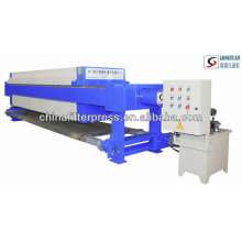 Diaphragm Filter Press Dewatering equipment