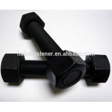 ANSL/ASTM Grade B7 Steel Hexagonal Head Bolt