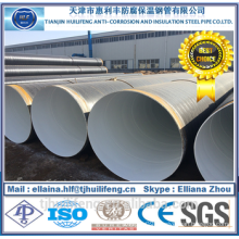 High Quality 3PE Coated Steel Pipe for Oil pipeline