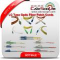 Cordons de brassage de fibre optique de type LC de haute qualité