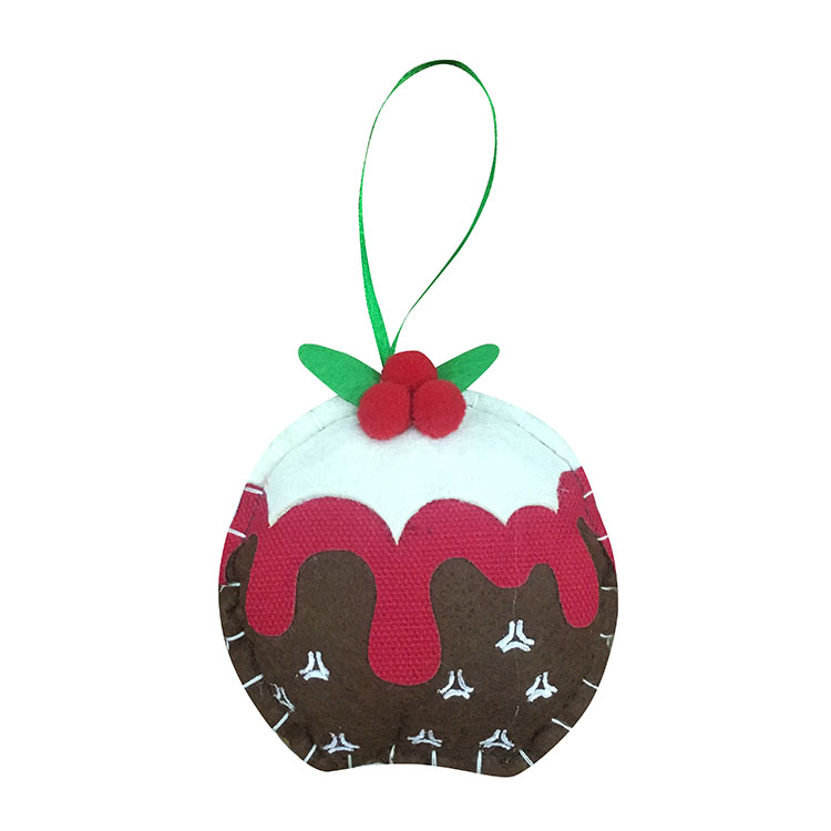 Christmas Pudding Hanging Pendant