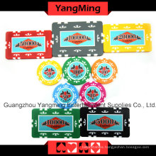 Sticker Poker Chip Set (760PCS) Ym-Mgbg001